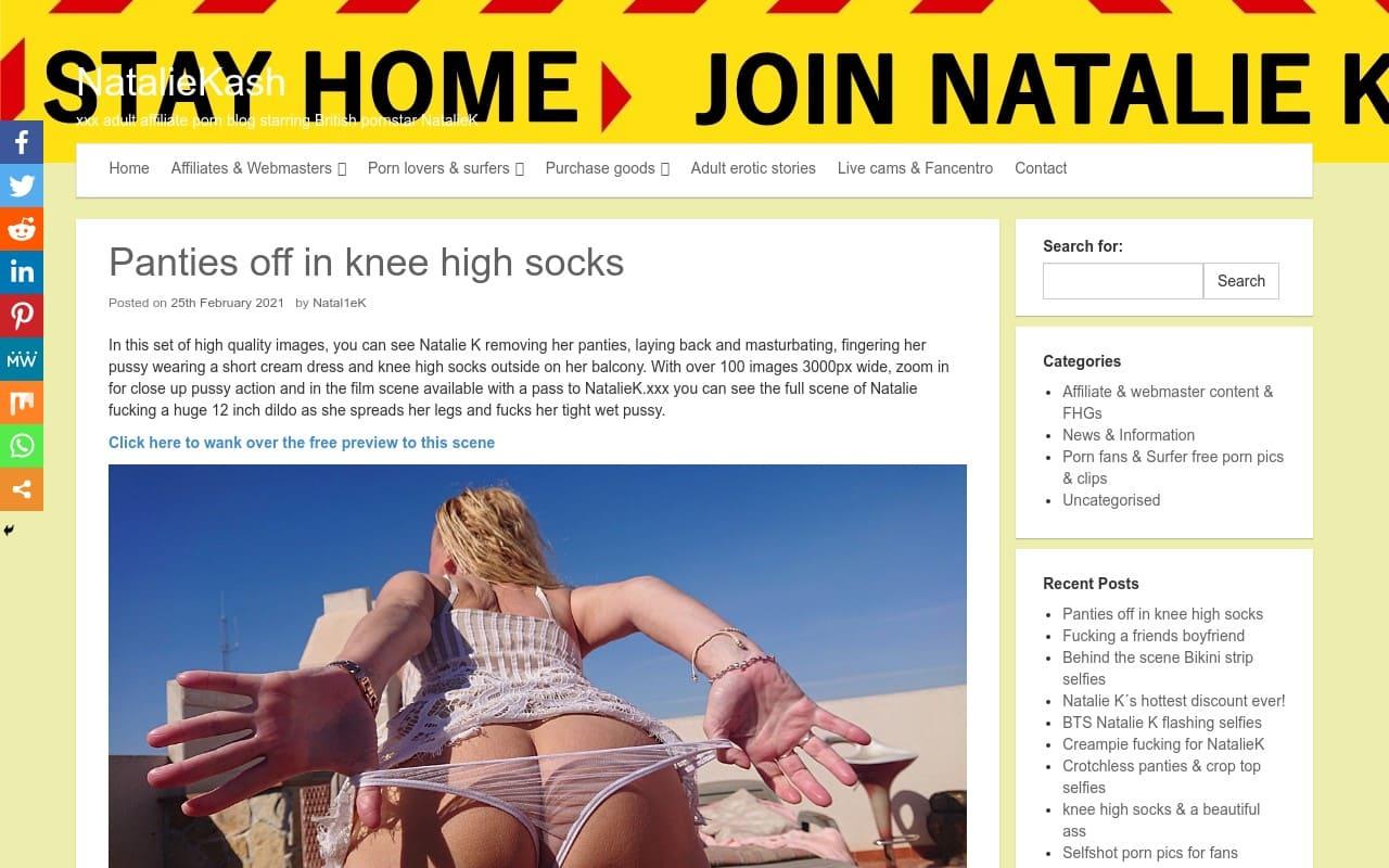Nataliekash - top Best Porn Blog