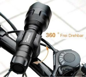Top 10 Best Flashlights Bicycle Mount 2017 Review