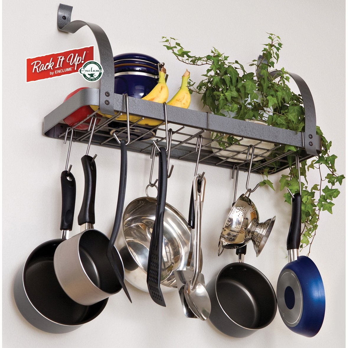 Top 10 Best Pot Racks In 2018 Review