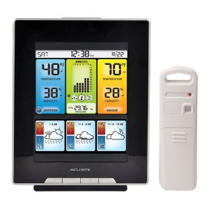 Top 10 best wireless weather stations in 2016 reviews