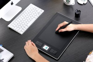 Top 10 best grphic tablet drawing for designer in 2016 review- buyer's guide