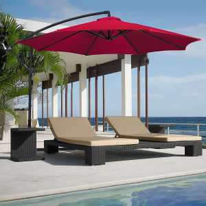 Top 10 Best Patio Umbrellas 2017 – Review & Buyer's Guidelines