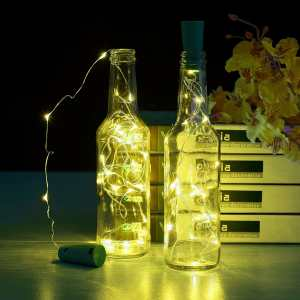 warm white wine bottle cork lights by minetom best wine bottle christmas lights inside for interior design in 2018