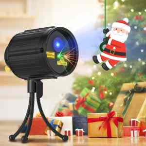 christmas laser lights led projector from demeao the best star shower light led projector