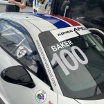 David Baker 100th Start IMSA GT3 Cup Road Atlanta