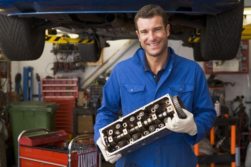 Jak długo trwa remont silnika samochodowego?