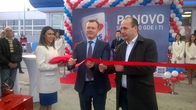 Отварање станице, Фото: ТопПрес