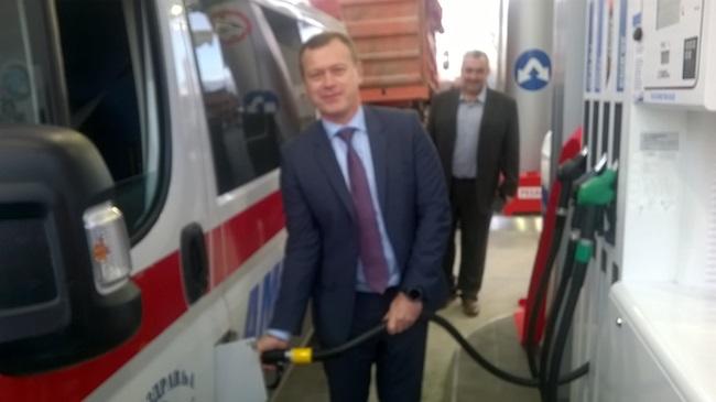 Донација горива, фото: ТопПрес