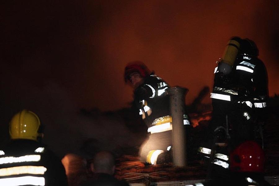 Подметнут пожар у гимназији у Крагујевцу, ухапшен осумњичени