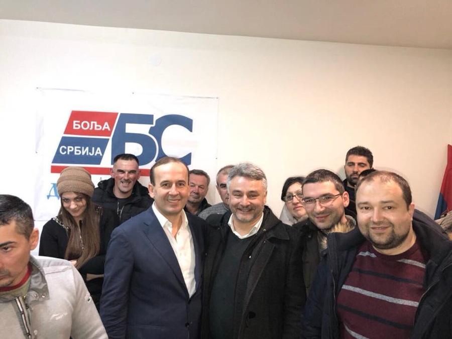 Јовановић освојио друго место на локалним изборима у Аранђеловцу