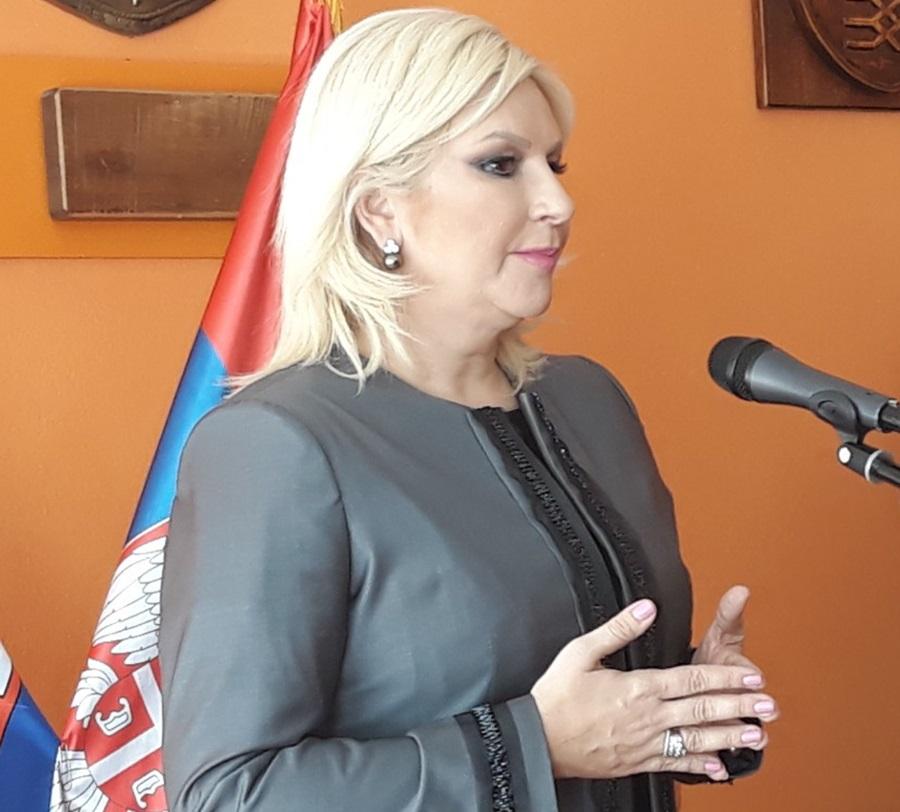 Михајловић: Моравски коридор раде Британци и Американци