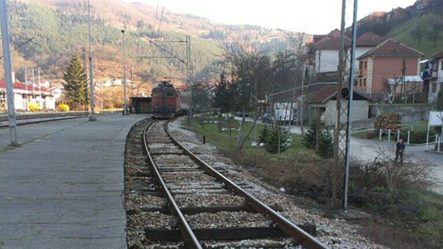 Почела обнова пруге Крагујевац-Лапово