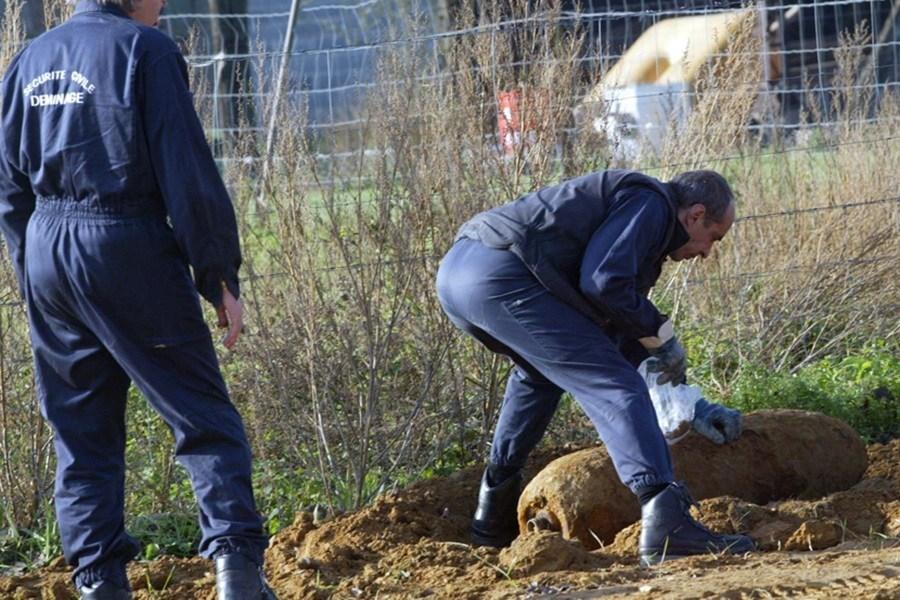 Уништене минобацачка мина и ручна бомба у околини Крагујевца и Тополе