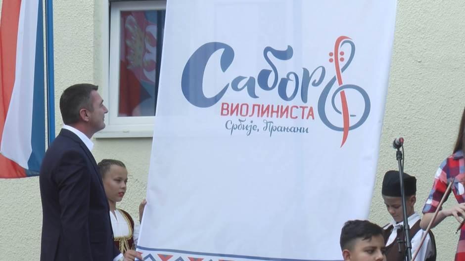 Други Сабор виолиниста Србије биће одржан половином августа у Прањанима