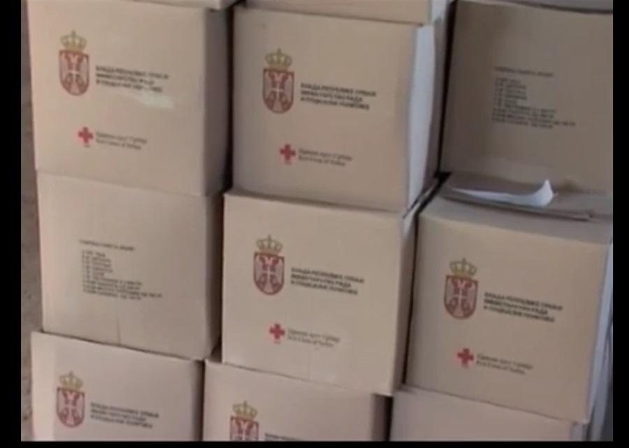 У Тополи подељени пакети помоћи ромским породицама