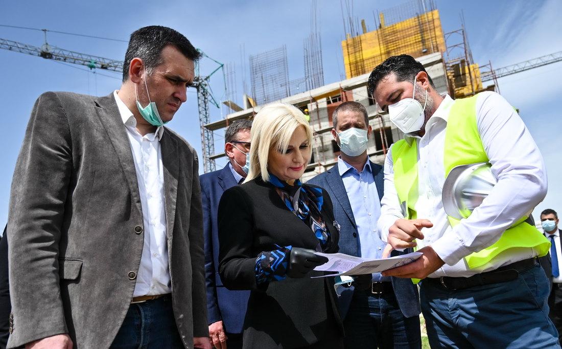 Михајловићева: До краја године први станари у становима у Крагујевцу