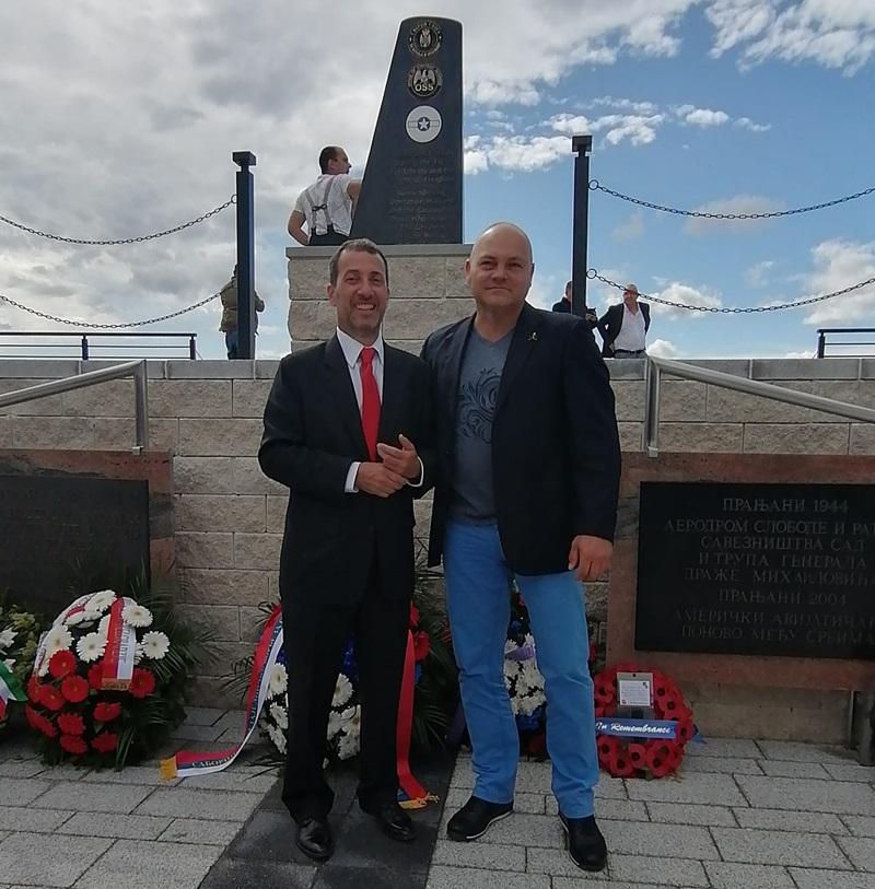 Равногорци посетили Галовића пољану у Прањанима