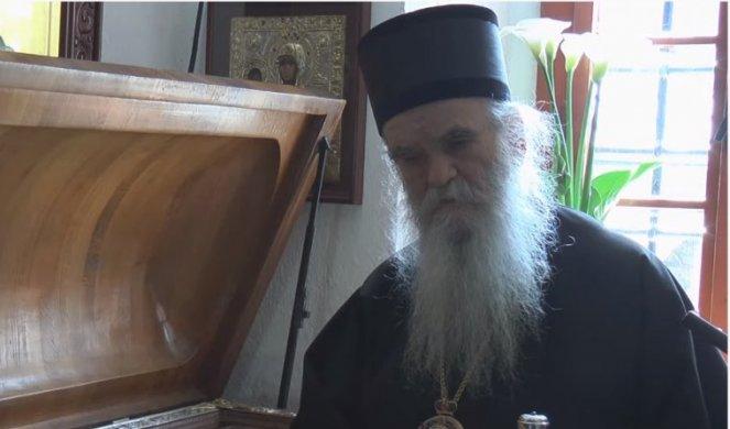 Преминуо митрополит црногорско-приморски Амфилохије