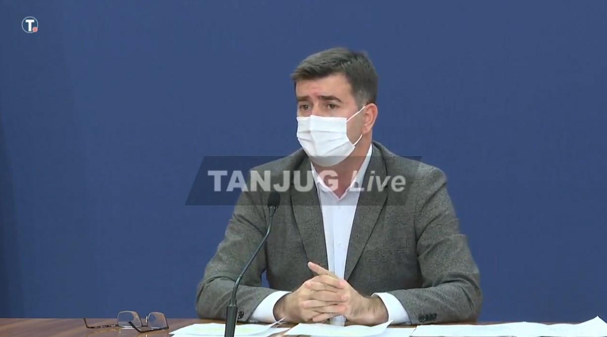 Ђерлек: Имунизација ће бити окончана најкасније до средине јула