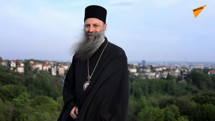 Митрополит загребачко-љубљански Порфирије нови патријарх СПЦ