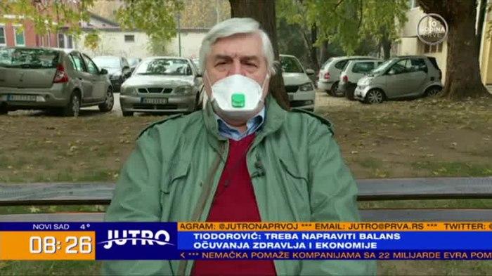 Тиодоровић: Ситуација се не побољшава очекиваном динамиком