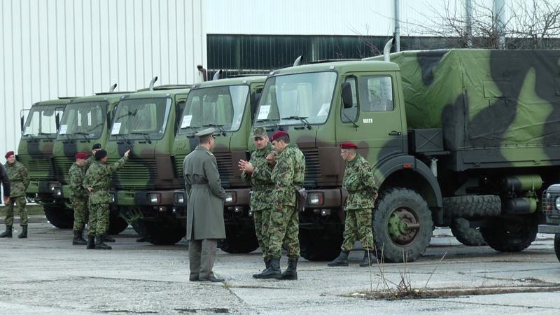 Велики приказ снаге наше војске у Крагујевцу