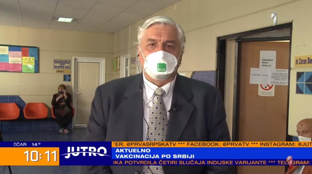 Тиодоровић: Стање катастрофа, на 10 дана увести врло рестриктивна ограничења за све