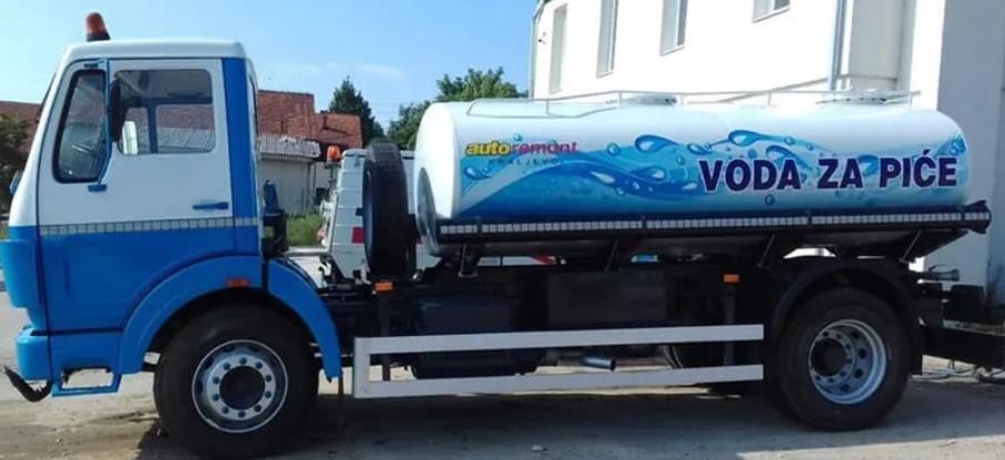 ССП Топола: Какву воду за пиће добијају грађани села око Тополе?