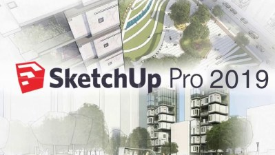 SketchUp Pro 2019 Crack + License Key Full Free Download