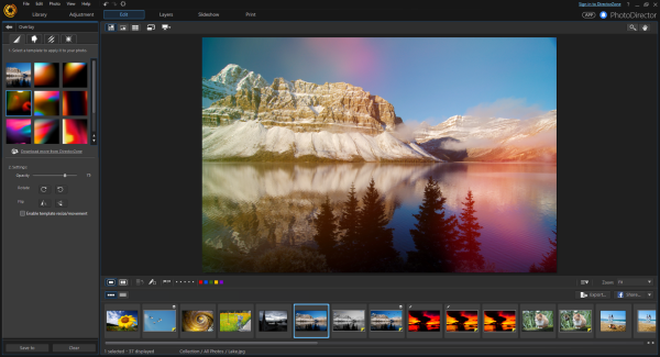 PhotoDirector 10.0.2509 Keygen With Crack {MAC/WIN} Full Free