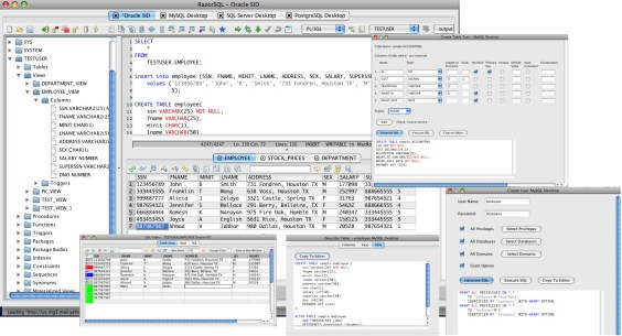 RazorSQL 8.3.3 Registration Key & Crack Free