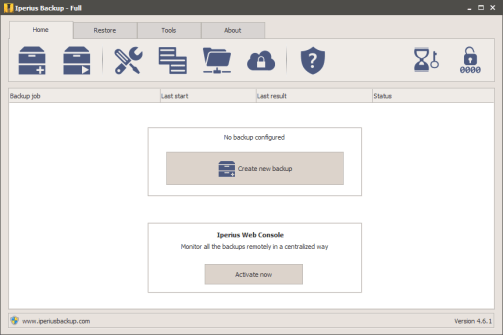 Iperius Backup 6.0.4 Crack + License Key Free Download [2020]