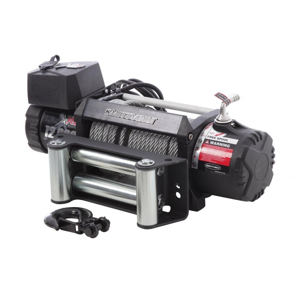 medium resolution of smittybilt xrc winch with 12000 lb load capacity