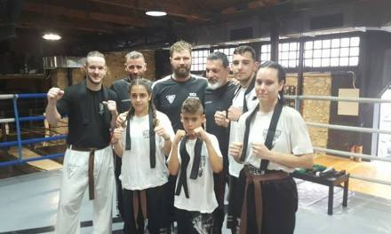Fighters Athanasopoulos @αξιολόγηση ζωνών Οκτωβρίου