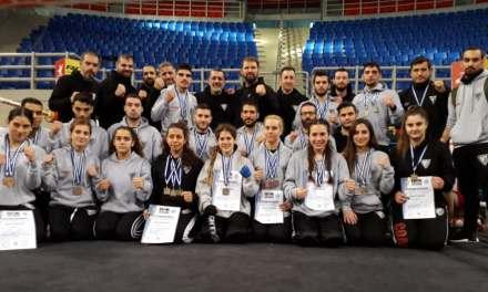 Σαρωτικοί και πρωταθλητές οι Fighters Athanasopoulos στο Πανελλήνιο!