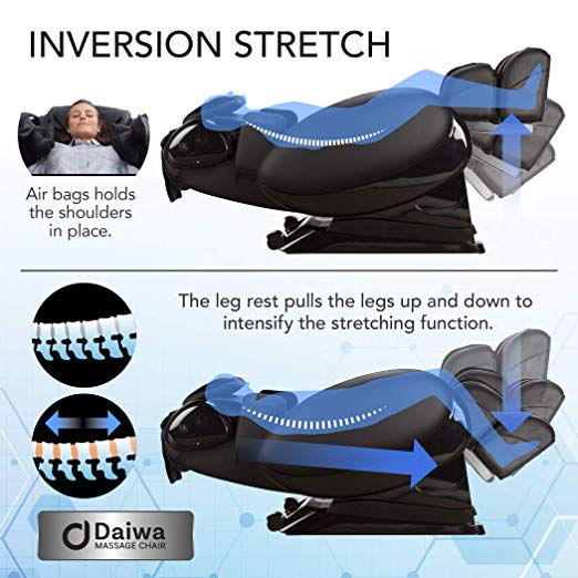 Daiwa Massage Chair topratedhomeproducts info