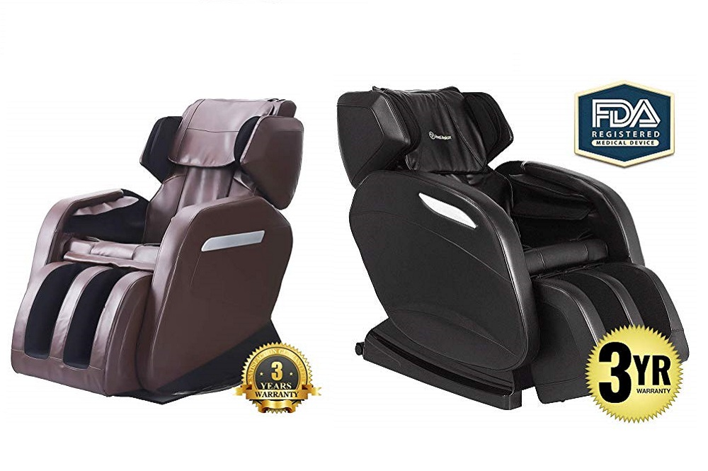 Top 5 Best Full Body Massage Chairs in 2019