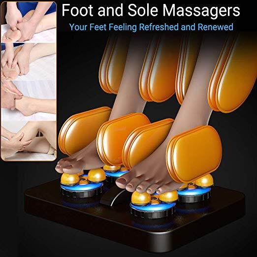 Zero Gravity Full Body Electric Massage Chair Best Foot Massager
