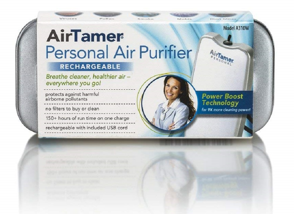 LUOYIMAN Portable Air Purifier - things to consideer before buying an air purifier - topratedhomeproducts