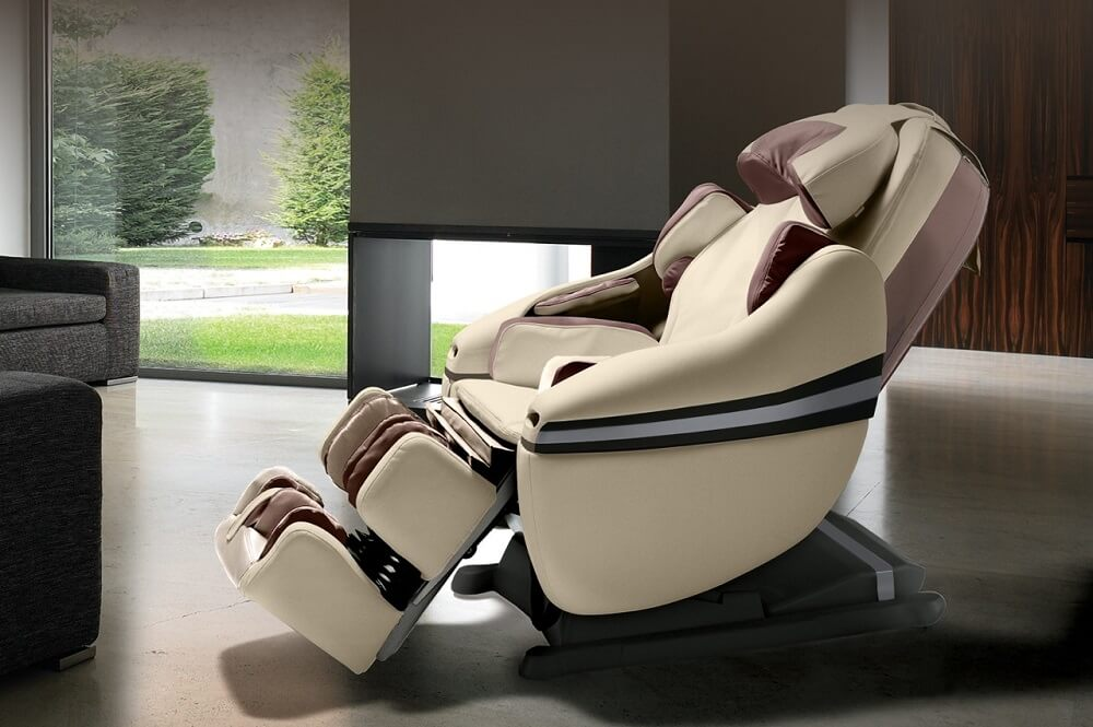 Types of massage chairs - Best Massage chair - Topratedhomeproducts