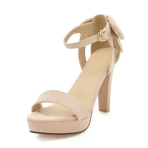 Top Rated Shoes petite sandals in beige