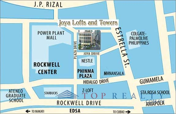 Top Realty Corporation  Joya Lofts and Tower  Prime