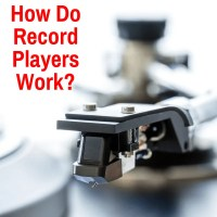 Record Player Parts: The Six Components You Should Know