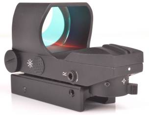Multiple Reticle System