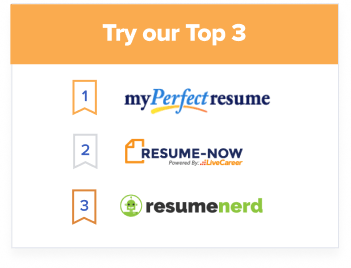 Recruiters and hiring managers spend an average of 6 seconds reviewing a candidate's resume before they make an initial assessment. Resumenerd Review Top Resume Builders