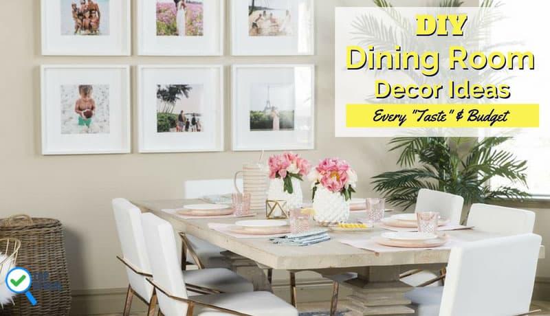 Diy Dining Room Decor Novocom Top