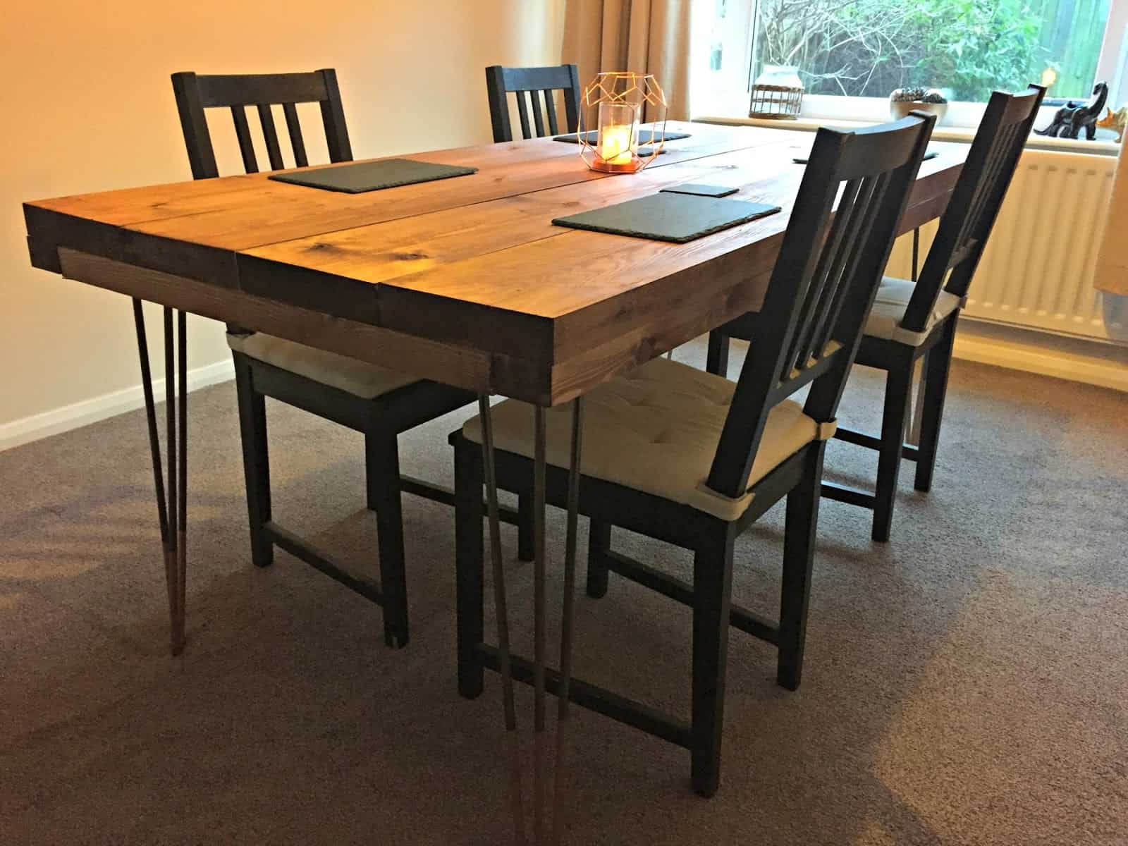 diy kitchen tables white round table and chairs eat in more often thanks to our dining ideas