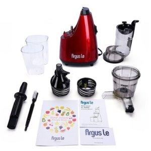 argus le al-b6000 slow masticating juicer