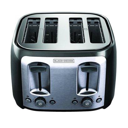 black+decker tr1478bd 4-slice toaster