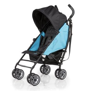 summer infant 3d flip convenience stroller with recline reversible canopy